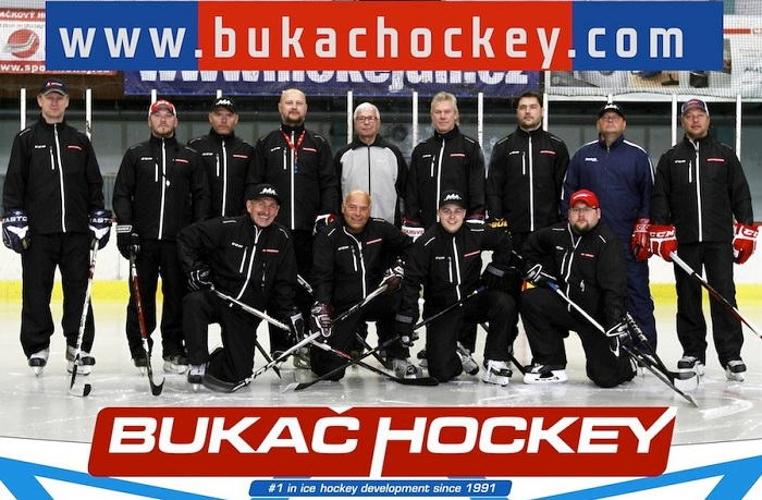 HOCKEY BUKAČ tim